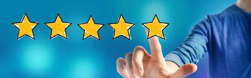 Google Bewertung löschen Sterne